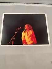Bob Marley Famous Peace Concert 1978 Postcard Kingston Jamaica
