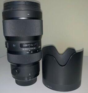 Sigma 50-100mm f/1.8 DC HSM ART Lens Nikon Mount