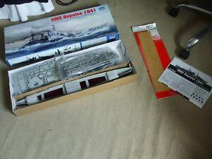 Trumpeter HMS Repulse (1:350)