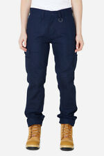 Elwood Women's Utility Pant (navy Size 14)