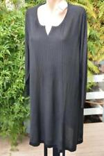 Knee Length Dresses for Women with Knit Work