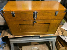 Gerstner Golden Oak 82 Twelve Drawer Machinists Tool Chest