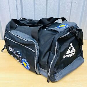 Rare Early 2000's Leicester City FC Le Coq Sportif Large Sports Bag / Holdall