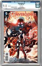 Convergence #1 Tony Daniel Variant CGC 9.8