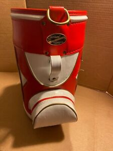 """🔥Awesome Red & White Wilson Den Caddie """"Sand Bag Open""""! Ultimate Gag Gift! 🔥"""