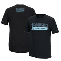 "Reebok CrossFit Specialty Course ""Gymnastics"" Men's Black Premium T-Shirt"