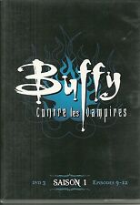 DVD - BUFFY CONTRE LES VAMPIRES / SAISON 1 - EPISODES 9 à 12