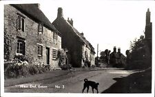 Exton near Droxford & Winchester. West End # 3.