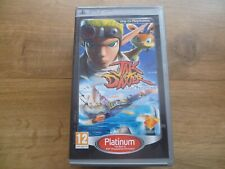 Jak and daxter The lost frontier PSP Game complete with manual