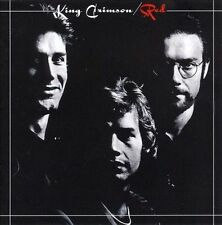 Red [2013] [2 Disc] by King Crimson (CD, Oct-2013, 2 Discs, Inner Knot)