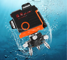 Rotary laser level 12 Lines 3D self leveling 3 x 360 Degree Vertical Horizontal