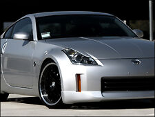 New listing 100% Precise Fitment Headlight Covers Eyelids For All Nissan 350Z Z33 Fairlady Z