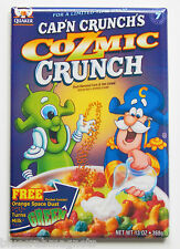 Cosmic Cap'n Crunch FRIDGE MAGNET (2 x 3 inches) cereal box captain space cozmic
