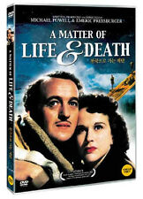 Stairway To Heaven, A Matter of Life and Death (1946, Michael Powell) DVD NEW