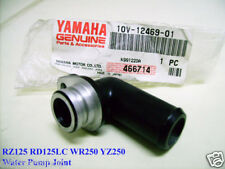 Yamaha YZ250 WR250 DT125LC RZ125 RD125LC Water Pump Joint NOS 10V-12469-01