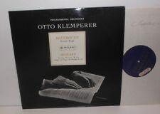 33CX 1438 Beethoven Grosse Fuge Mozart Serenata Notturna Adagio & Fuge Klemperer