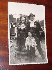 FAMILLE VERHOEVEN pijnacker HOLLAND pynacker PICTURE photo ancien MENAGGIO italy