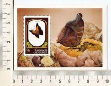 36794) GRENADA Gren. 1993 MNH** Butterfly, Orion S/S