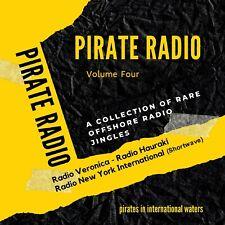 Pirate Offshore Radio Jingles Volume 4 Veronica New York Hauraki Studio Quality