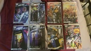 Star trek the next generation doctor who assimilation set BRAND NEW NEVER READ!