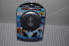 BRAND FACTORY SEALED NEW COBY CD PLAYER CX-CD 111 MEGA BASS SYSTEM GREAT