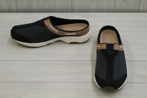 Easy Spirit TravelKnot19 Comfort Clogs, Women's Size 11M, Dark Blue