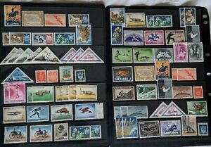 SAN MARINO APPROXIMATELY 75+ MINT STAMPS - BARGAIN LOT £2.99