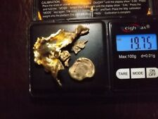 Gold.   19.75  grams