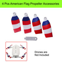 ZEROTECH 4x Propellers Guard Protective Low Noise Accessories For Dobby Drone RC