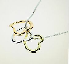 New! Fashion Triple Heart  Necklace