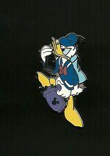 Donald Duck with Suitcase Splendid Walt Disney Pin