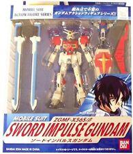 "BANDAI MSIA Gundam SEED DESTINY "" ZGMF-X56S/ホイ Sword Impulse Gundam "" Figure"