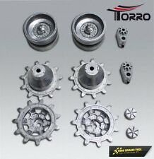 TORRO 1:16 carburantes u. impulsadas-set metal para Leopard 2a6 1213889003
