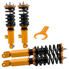 For Nissan Fairldy Z 300ZX Z32 90- Full Coilovers Suspension lowering Kits Shock