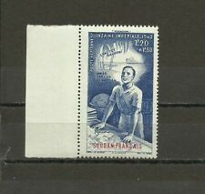French colonies - Sudan 1942 , MNH