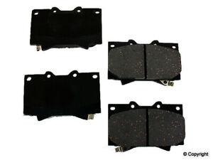 Disc Brake Pad Set Front WD Express 520 07720 032