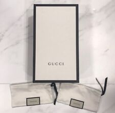 e465ba123a47 New ListingAuthentic Gucci Shoe Storage Gift Box (14.5 x 8.5 x 5.5) + 2  Brand New Dust Bags