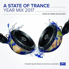 Armin van Buuren - A State Of Trance Year Mix 2017 (NEW 2 x CD)