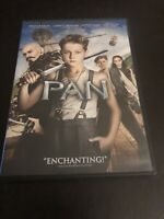 Pan (DVD, 2015, Includes Digital Copy)
