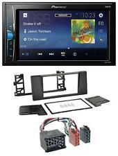 Pioneer 2DIN MP3 USB AUX Autoradio für BMW 5er (E39) X5 Rundpin