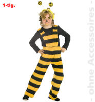 Bee Costume Children Wespenkostüm Brummer Bumblebee Childrens Fancy Dress