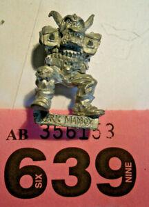 Warhammer 40k Ork Rogue Trader Madboy Bob Olley rare R639