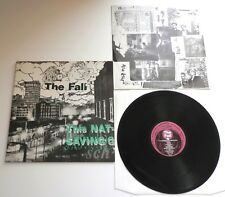 The Fall - This Nation's Saving Grace UK 1985 Beggars Banquet LP Gatefold Cover