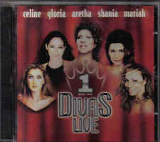 VH1 Divas-Live cd Album