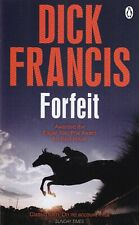 FORFEIT BY DICK FRANCIS PAPERBACK BOOK