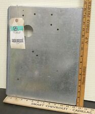 NOS OEM USA CARRIER FLUE PLATE STAINLESS STEEL 48CH502153 296132 3016-01-003