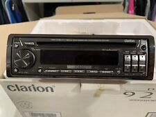 Clarion DRZ9255 CD Player In Dash Receiver