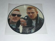 """7"""" The Clash - Interview PICTURE DISC"""