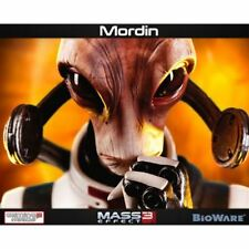 New Gaming Heads Mass Effect Mordin Statue Highly Limited Edition of 1000 Units