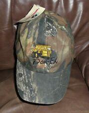 MOSSY OAK CAMO DOM-EX Logo CAP/HAT One Size  NWT